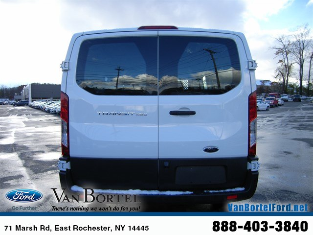 2017 Transit 250 Low Roof 4x2,  Empty Cargo Van #X8338 - photo 7