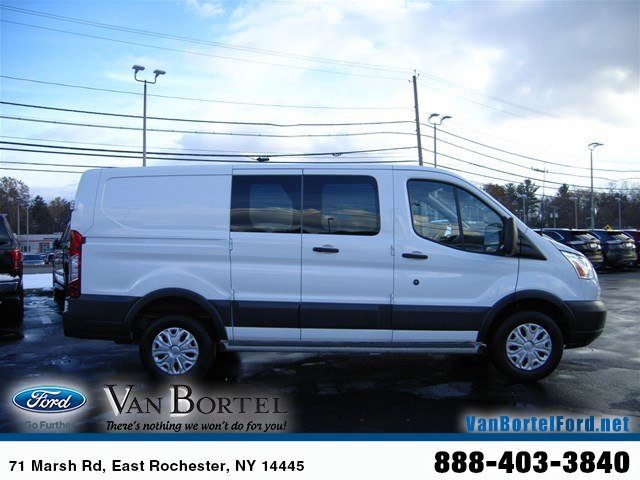 2017 Transit 250 Low Roof 4x2,  Empty Cargo Van #X8338 - photo 9