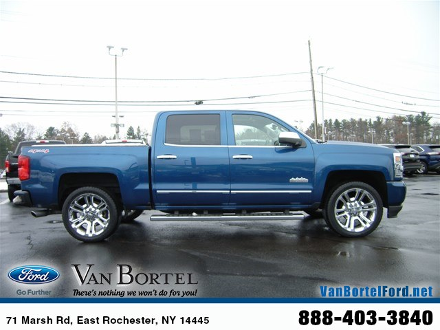 2017 Silverado 1500 Crew Cab 4x4,  Pickup #X8350A - photo 29