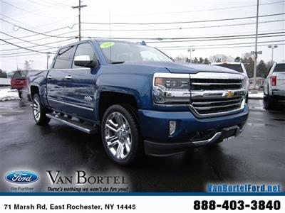 2017 Silverado 1500 Crew Cab 4x4,  Pickup #X8350A - photo 11
