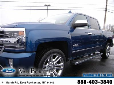 2017 Silverado 1500 Crew Cab 4x4,  Pickup #X8350A - photo 14