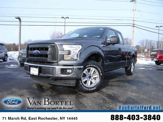 2017 F-150 Super Cab 4x4,  Pickup #X8380 - photo 1