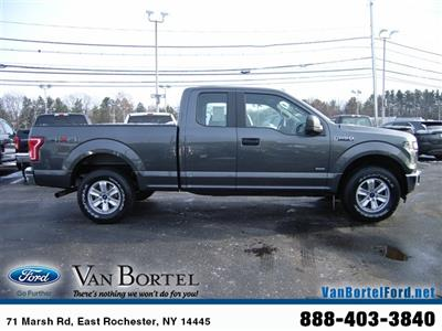 2017 F-150 Super Cab 4x4,  Pickup #X8380 - photo 9