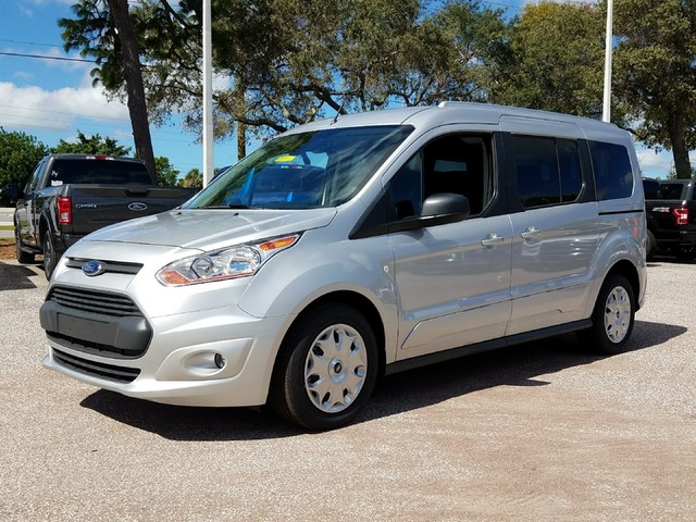 2017 Transit Connect, Passenger Wagon #17F1101 - photo 4