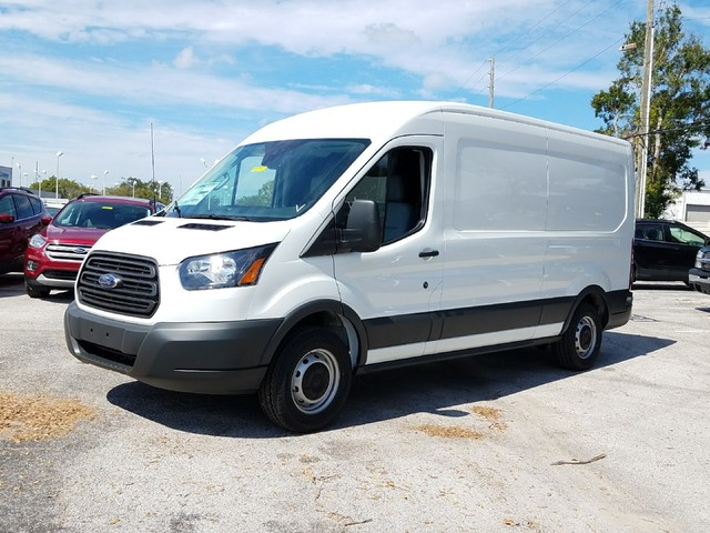 2017 Transit 150 Medium Roof Cargo Van #17F1247 - photo 4