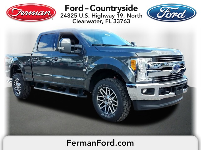 2017 F-250 Crew Cab 4x4 Pickup #17F1317 - photo 1
