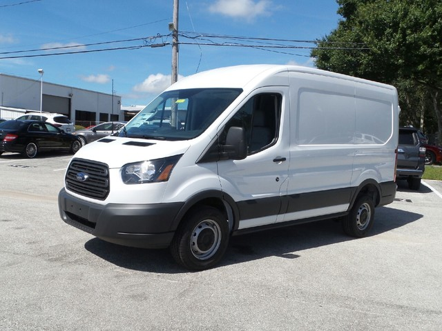 2017 Transit 250 Medium Roof Cargo Van #17F197 - photo 5