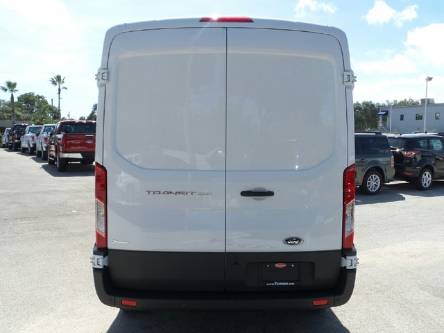 2017 Transit 250 Medium Roof Cargo Van #17F197 - photo 2