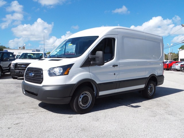2017 Transit 250 Medium Roof, Ranger Design Van Upfit #17F238 - photo 10