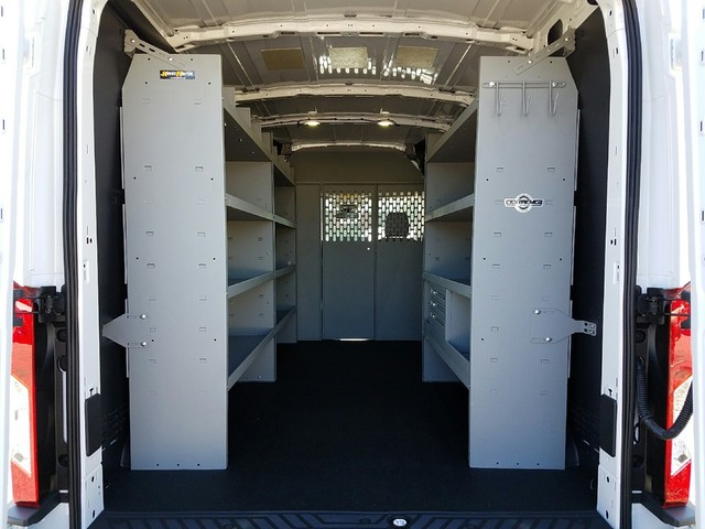 2017 Transit 150 Medium Roof, Kargo Master Van Upfit #17F244 - photo 2