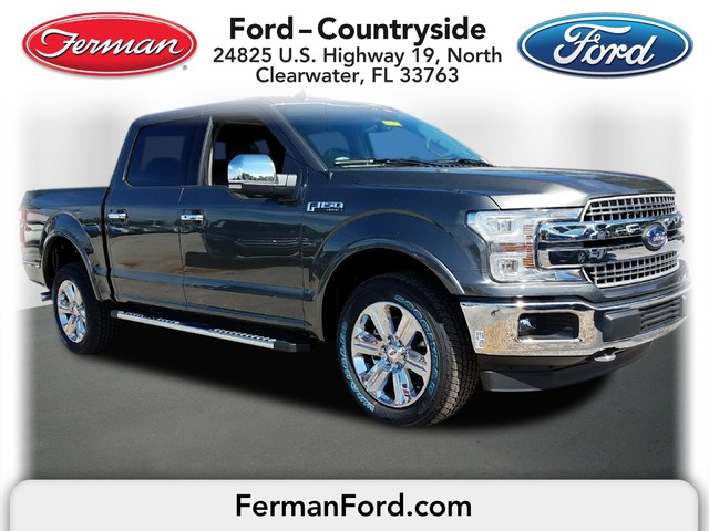 2018 F-150 Crew Cab 4x4 Pickup #18F005 - photo 1