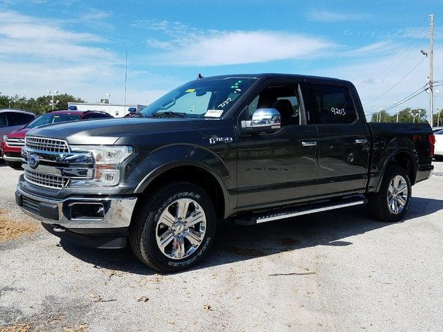 2018 F-150 Crew Cab 4x4 Pickup #18F005 - photo 4