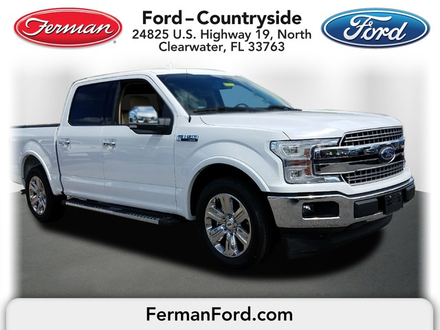 2018 F-150 Crew Cab Pickup #18F017 - photo 1