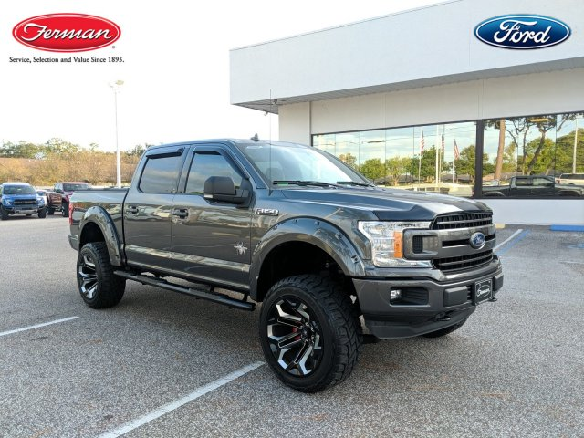 2018 F-150 SuperCrew Cab 4x4,  Pickup #18F1020 - photo 1