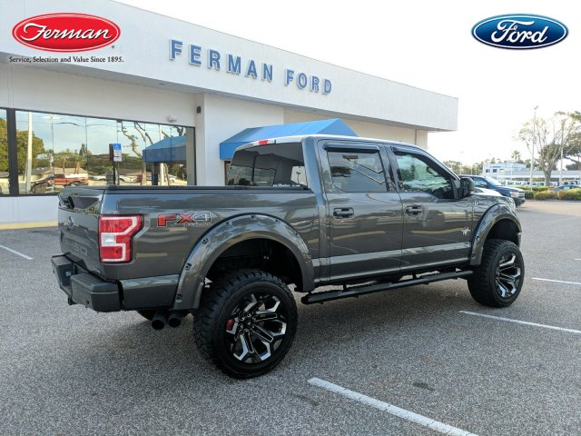 2018 F-150 SuperCrew Cab 4x4,  Pickup #18F1020 - photo 2