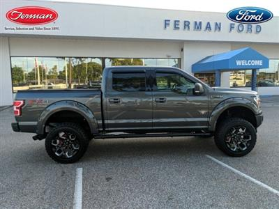 2018 F-150 SuperCrew Cab 4x4,  Pickup #18F1020 - photo 3