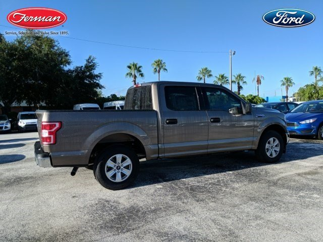 2018 F-150 SuperCrew Cab 4x2,  Pickup #18F1021 - photo 2