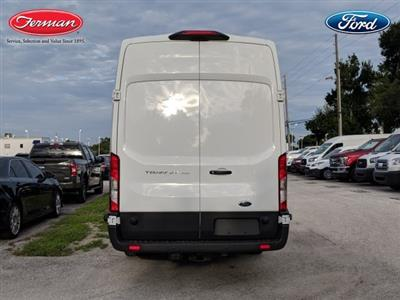 2018 Transit 350 High Roof 4x2,  Empty Cargo Van #18F1042 - photo 4