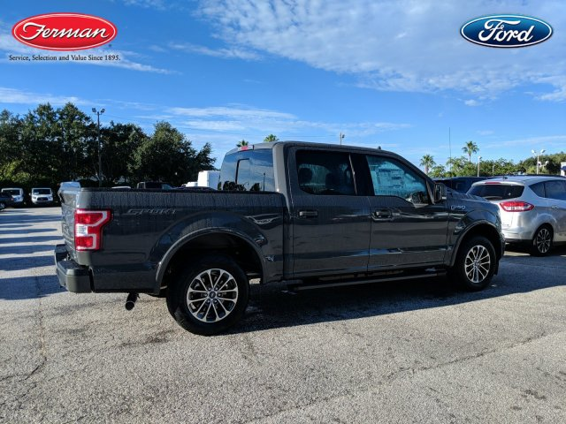 2018 F-150 SuperCrew Cab 4x2,  Pickup #18F1047 - photo 2