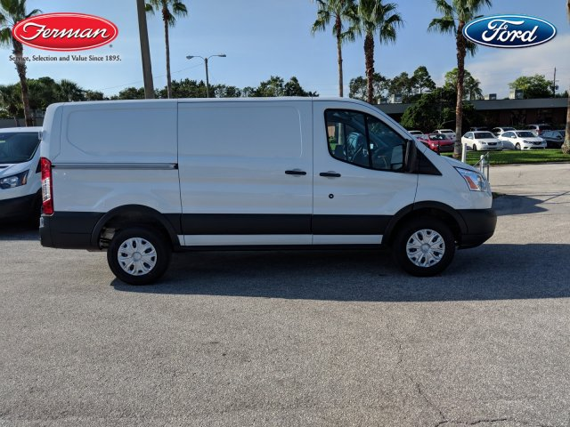 2018 Transit 250 Low Roof 4x2,  Empty Cargo Van #18F1077 - photo 3