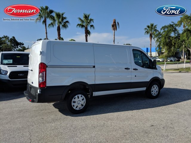 2018 Transit 250 Low Roof 4x2,  Empty Cargo Van #18F1077 - photo 2