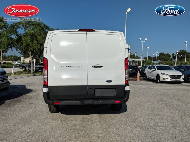2018 Transit 250 Low Roof 4x2,  Empty Cargo Van #18F1077 - photo 4