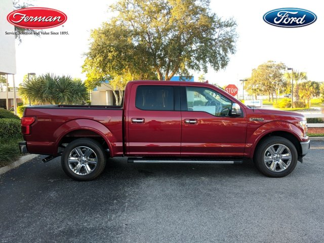 2018 F-150 SuperCrew Cab 4x2,  Pickup #18F1086 - photo 3
