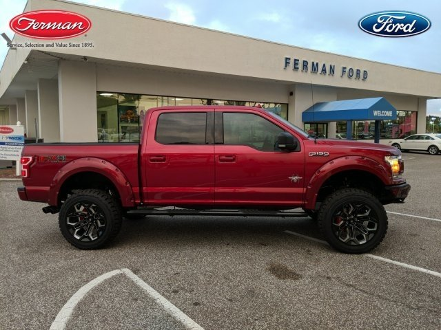 2018 F-150 SuperCrew Cab 4x4,  Pickup #18F1102 - photo 3