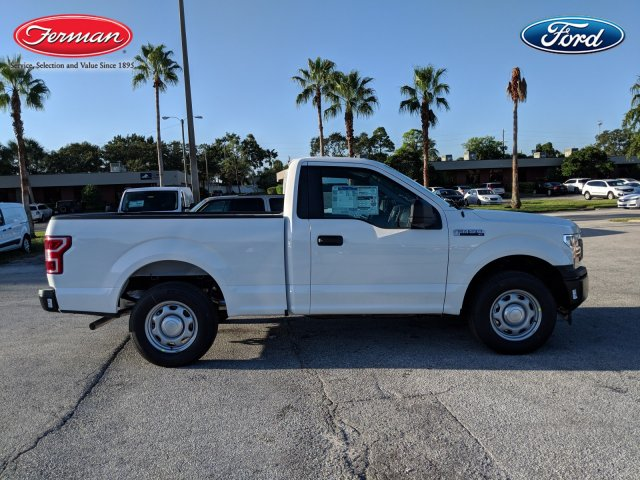 2018 F-150 Regular Cab 4x2,  Pickup #18F1107 - photo 3