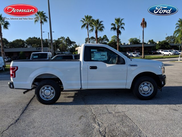 2018 F-150 Regular Cab 4x2,  Pickup #18F1109 - photo 3