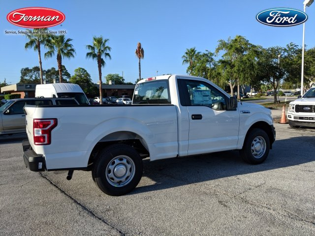2018 F-150 Regular Cab 4x2,  Pickup #18F1109 - photo 2
