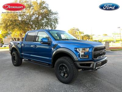 2018 F-150 SuperCrew Cab 4x4,  Pickup #18F1139 - photo 1