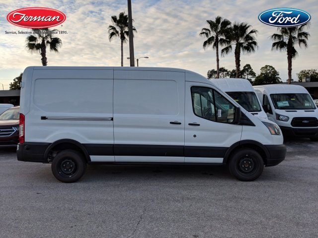2018 Transit 250 Med Roof 4x2,  Empty Cargo Van #18F1149 - photo 3