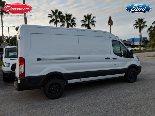 2018 Transit 250 Med Roof 4x2,  Empty Cargo Van #18F1149 - photo 2