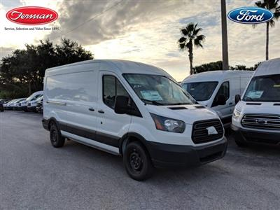 2018 Transit 250 Med Roof 4x2,  Empty Cargo Van #18F1149 - photo 1