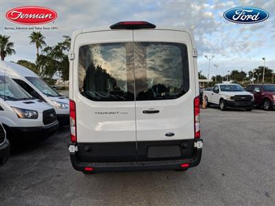 2018 Transit 250 Med Roof 4x2,  Empty Cargo Van #18F1149 - photo 4