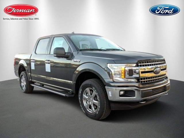 2018 F-150 SuperCrew Cab 4x4,  Pickup #18F1155 - photo 1