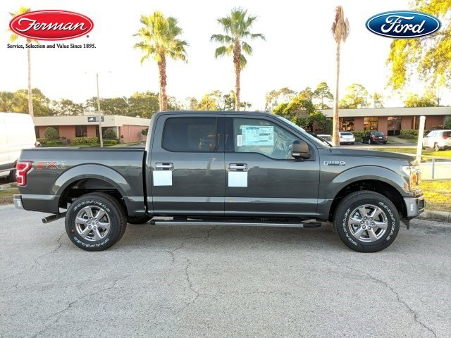 2018 F-150 SuperCrew Cab 4x4,  Pickup #18F1155 - photo 3