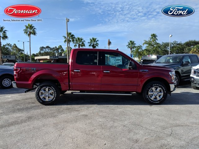 2018 F-150 SuperCrew Cab 4x4,  Pickup #18F1166 - photo 3
