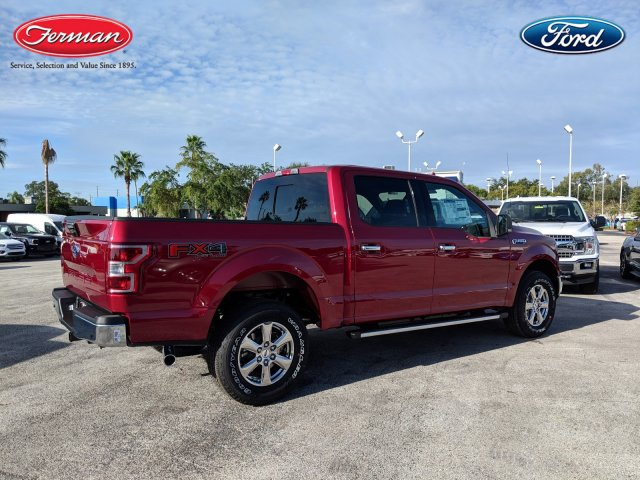 2018 F-150 SuperCrew Cab 4x4,  Pickup #18F1166 - photo 2