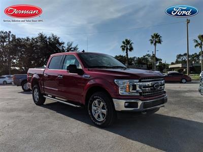 2018 F-150 SuperCrew Cab 4x4,  Pickup #18F1166 - photo 1