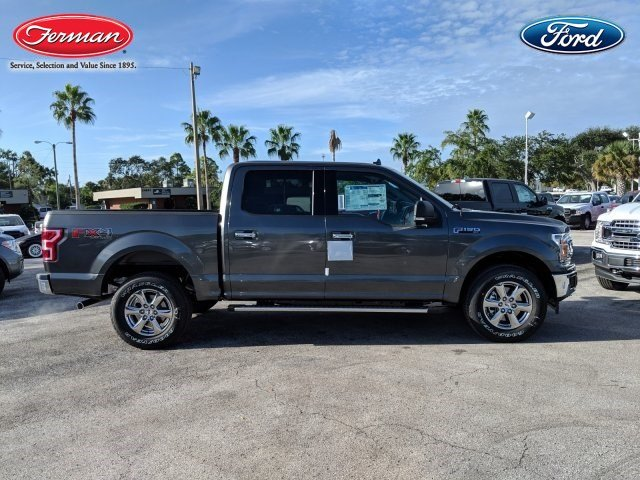 2018 F-150 SuperCrew Cab 4x4,  Pickup #18F1169 - photo 3
