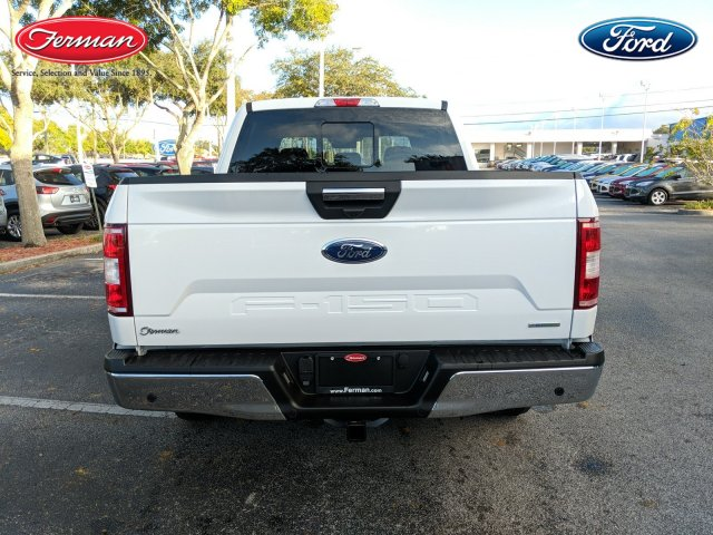 2018 F-150 SuperCrew Cab 4x2,  Pickup #18F1181 - photo 4