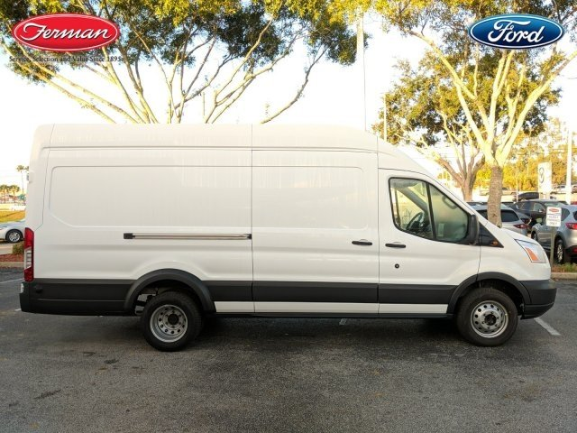 2018 Transit 350 HD High Roof DRW 4x2,  Empty Cargo Van #18F1184 - photo 3