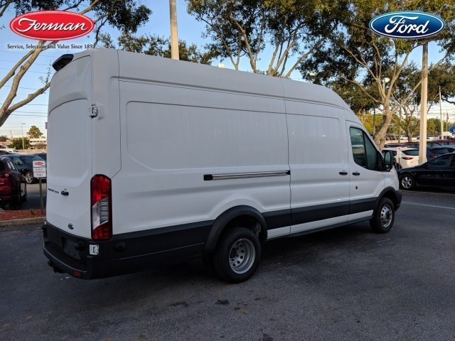 2018 Transit 350 HD High Roof DRW 4x2,  Empty Cargo Van #18F1184 - photo 2