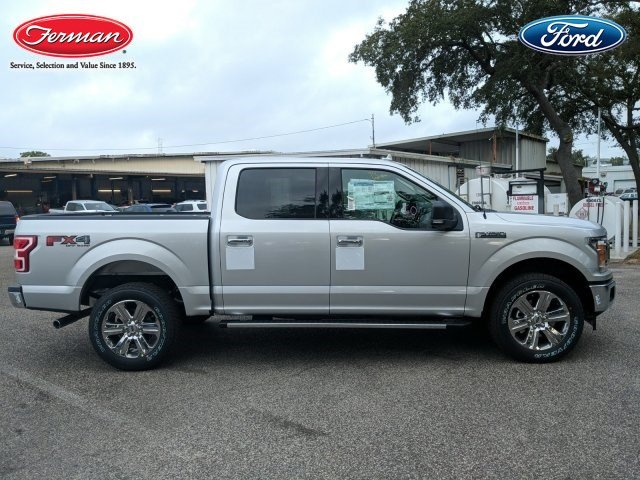 2018 F-150 SuperCrew Cab 4x4,  Pickup #18F1211 - photo 3