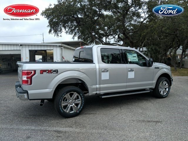 2018 F-150 SuperCrew Cab 4x4,  Pickup #18F1211 - photo 2
