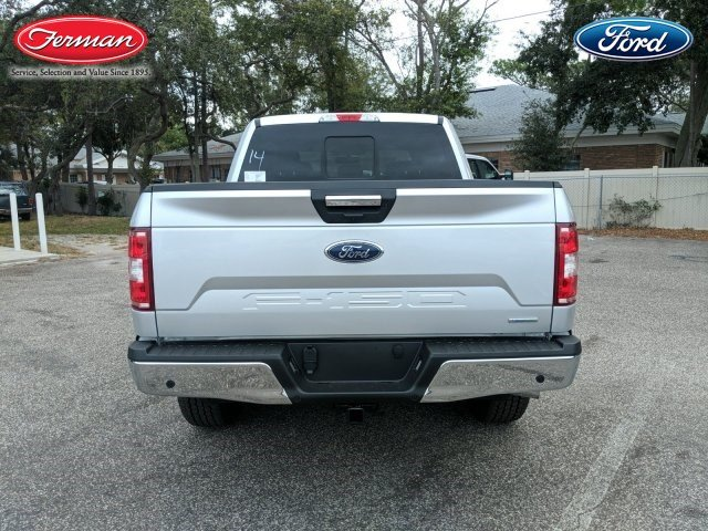 2018 F-150 SuperCrew Cab 4x4,  Pickup #18F1211 - photo 4