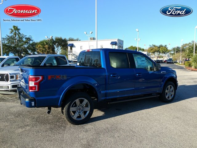 2018 F-150 SuperCrew Cab 4x4,  Pickup #18F1214 - photo 2