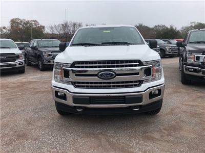 2018 F-150 Crew Cab 4x4, Pickup #18F141 - photo 4